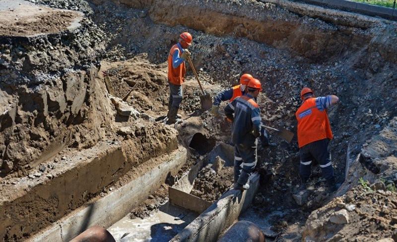 10 млрд тенге потратят на реконструкцию коллектора в Павлодаре