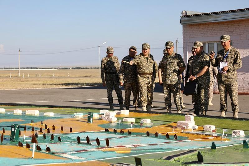 Қорғаныс министрі Армиялық халықаралық ойындарға әзірлікті тексерді
