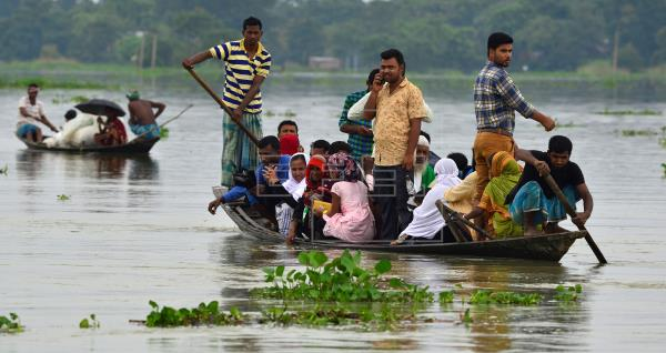 18 dead, thousands affected by monsoon in Nepal, India