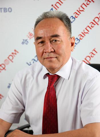 Kojakeldıev E.