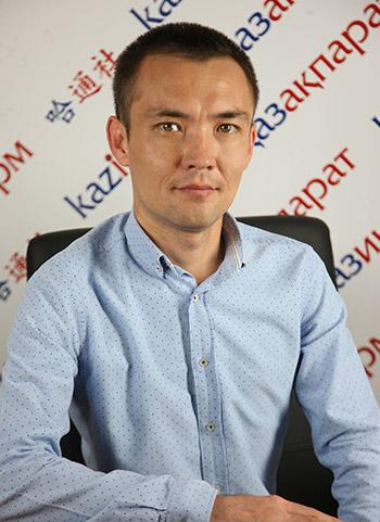 Алмас Жумабаев