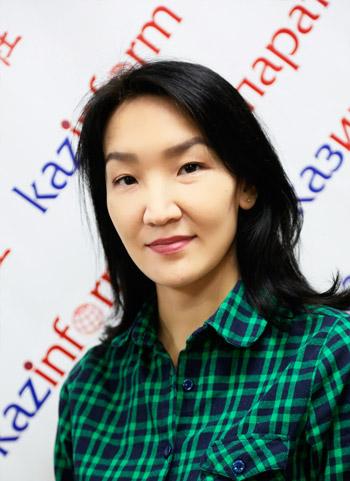Тасмаганбетова Гульжан