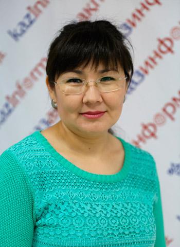 Багдат Хасенова