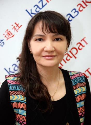 Гүлмира Алякпарова