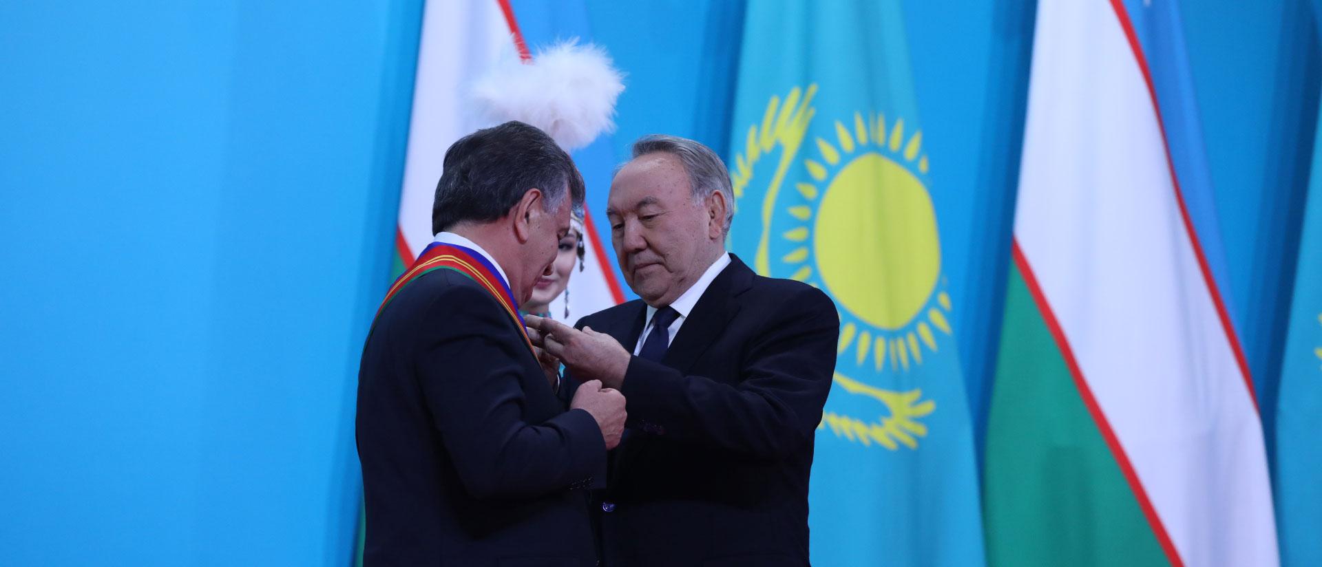 Өзбекстан кәсіпкерлерді көрмелерді тамашалауға шақырады ... | 824x1920