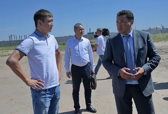 Семь проектов реализуют в СЭЗ «Павлодар» в этом году
