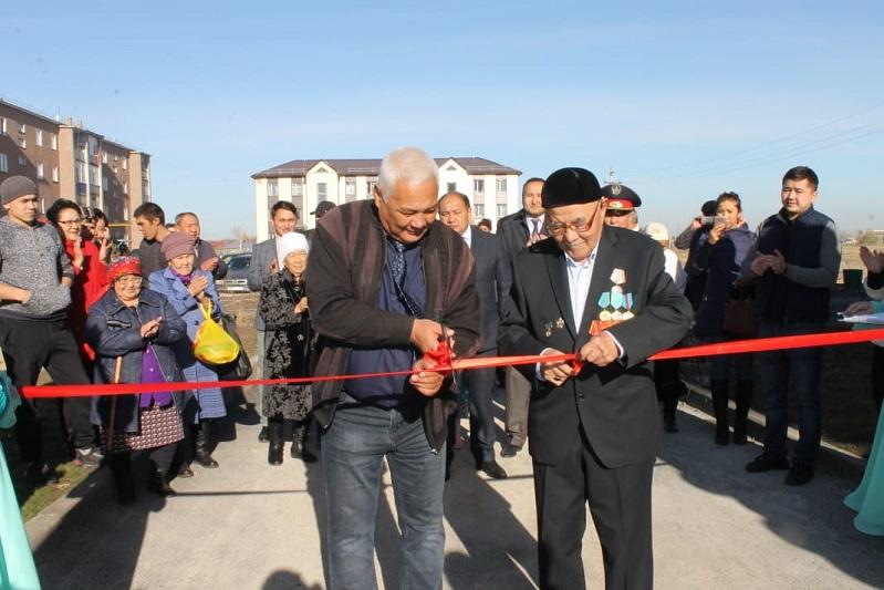 40 семей стали обладателями жилья в Акмолинской области