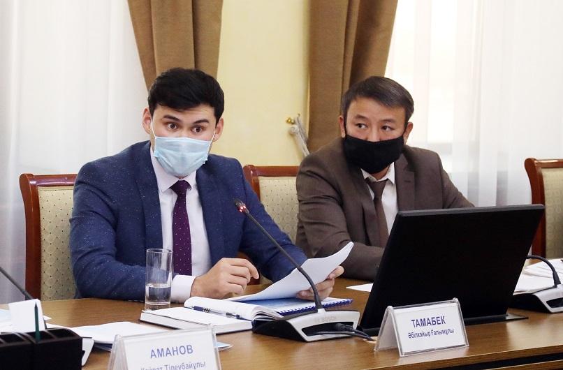 Провести ревизию сельхозугодий поручил районным акимам Бердибек Сапарбаев3