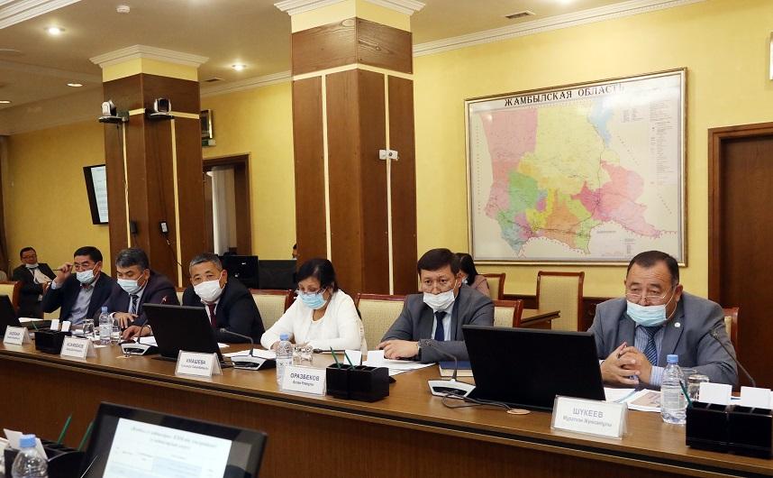Провести ревизию сельхозугодий поручил районным акимам Бердибек Сапарбаев2