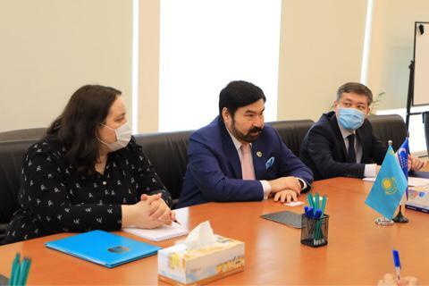 Назарбаев орталығы мен Өзбекстанның Ислам өркениеті орталығы ынтымақтастық меморандумына қол қойды