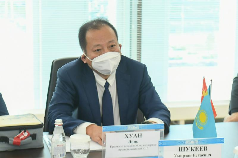 Chinese investors to launch 2 plants in Turkestan region