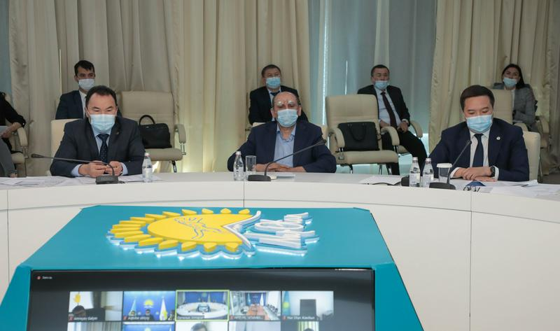 Как упростить доступ казахстанских товаропроизводителей к потребителям, обсудили в Nur Otan
