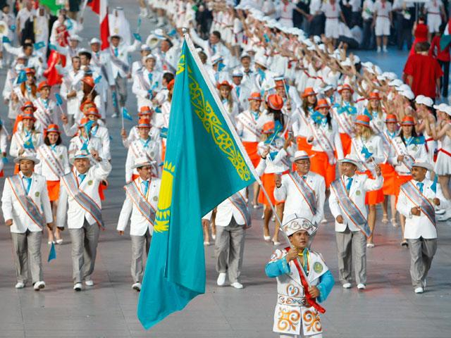 Қазақстан командалары Олимпиада ойындарында қалай киінді