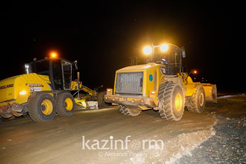 От «Талдыкоргана до Усть-Каменогорска»: как идет ремонт и строительство автодорог