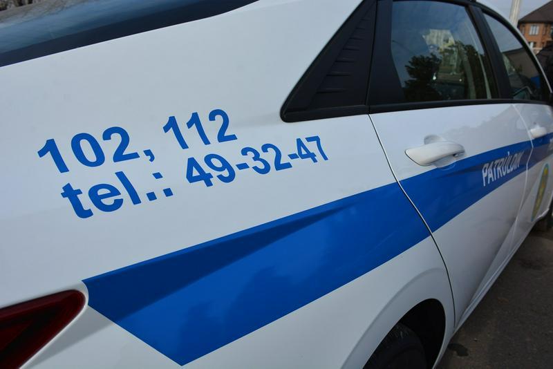 Новые машины появятся у патрульных полицейских в СКО
