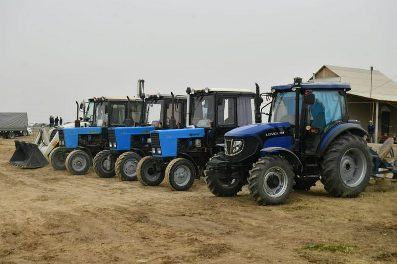 Аким Туркестанской области: Диверсификация сельского хозяйства - главное условие конкуренции7