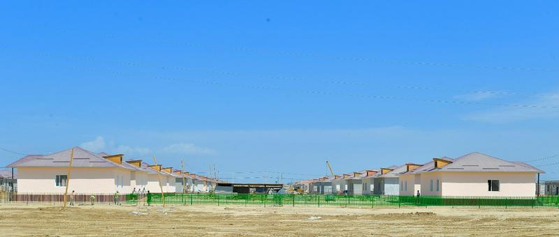 Еще десять домов сдадут для пострадавших от подтопления в Туркестанской области3