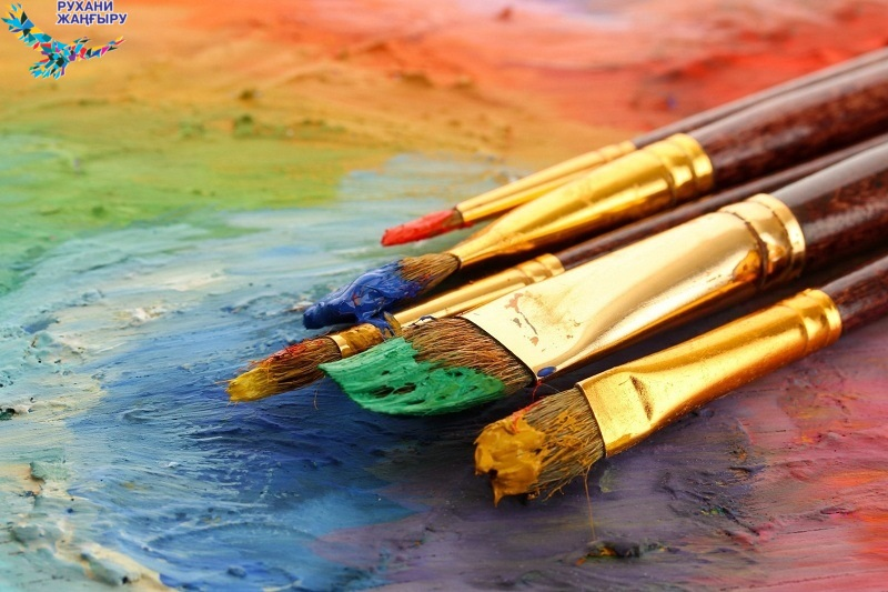 Международный симпозиум художников открылся в Кызылорде