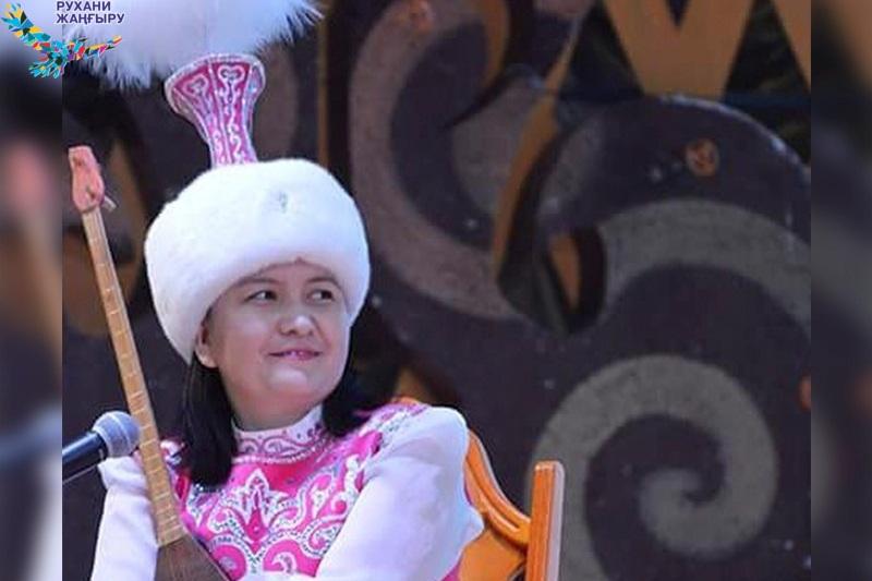 Батысқазақстандық Жансая Мусина Тарбағатайда өткен халықаралық айтыста екінші орынға ие болды