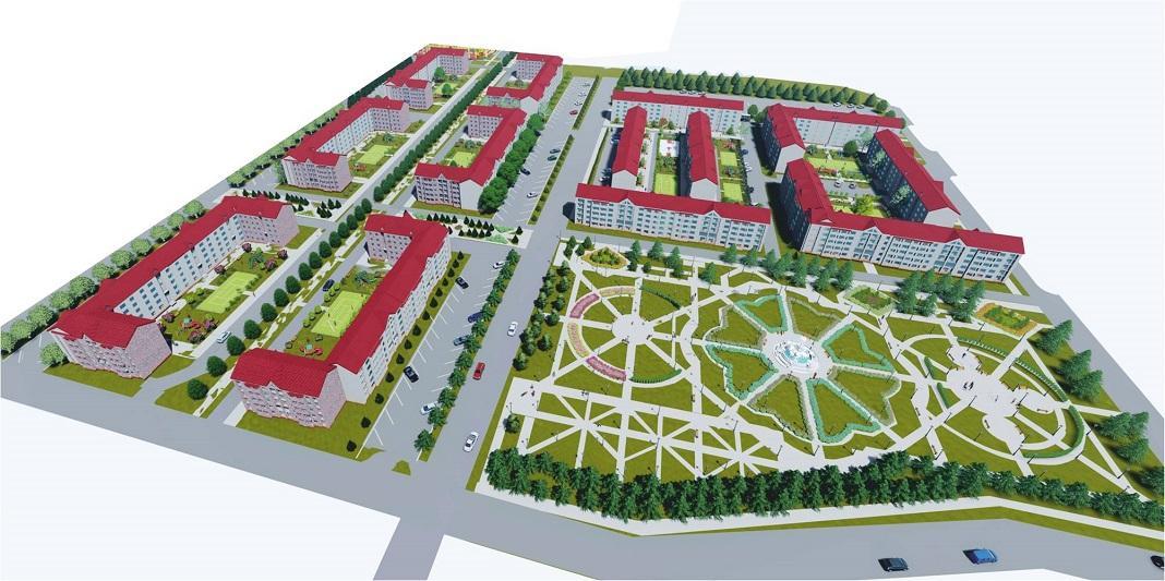 За счет частных инвестиций будут развивать один из микрорайонов в Петропавловске