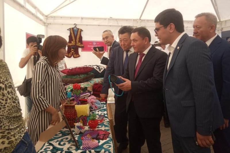 Победителей конкурса «Лучший товар Казахстана» определили в Кокшетау