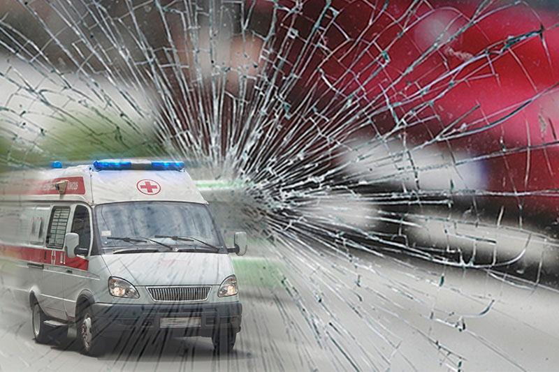 Двое полицейских и иностранец погибли на трассе в Жамбылской области