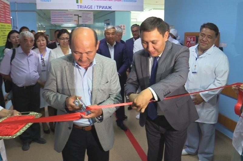 В ВКО открыли уникальную гибридную операционную
