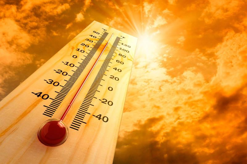 Intense heat predicted in most of Kazakhstan on Monday