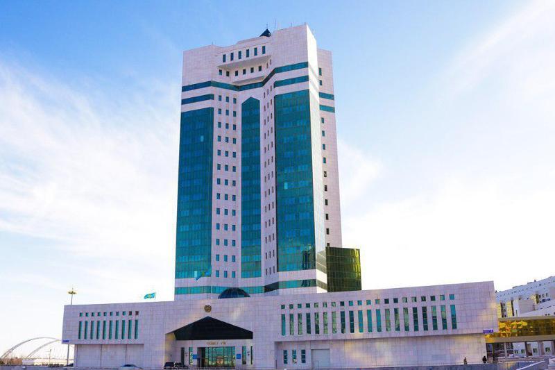 Cabinet holds enlarged meeting in Nur-Sultan