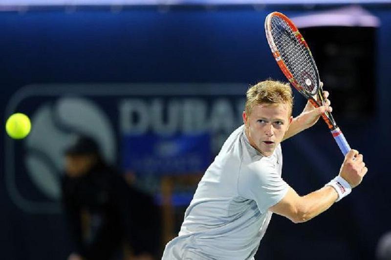 Andrey Golubev wins international tennis tournament