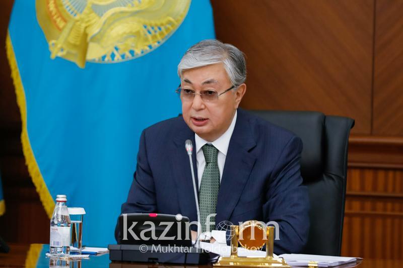 ҚР Президенті Нұрлан Ермекбаевқа қатаң сөгіс жариялады