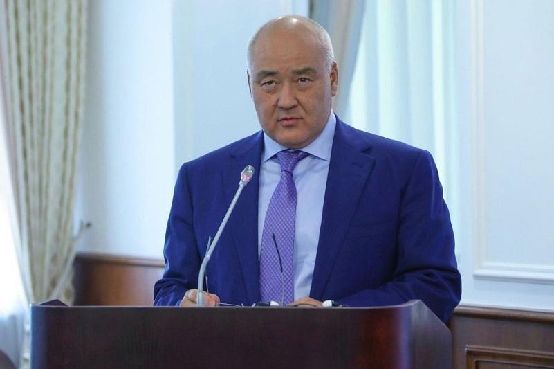 От имени жителей Арыси выражаю благодарность за помощь – Умирзак Шукеев