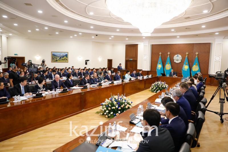 Президент Сауда және интеграция министріне тапсырмалар берді