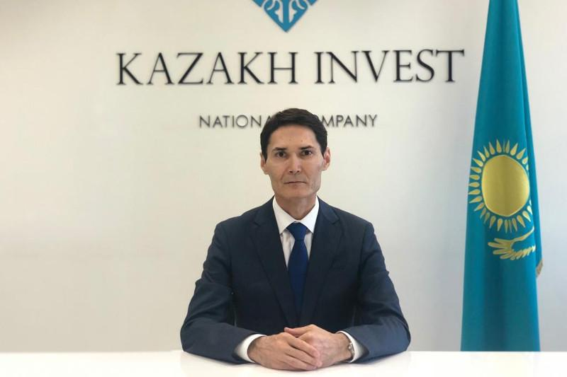 Baurzhan Sartbayev appointed as Chairman of the Board of KAZAKH INVEST NC JSC