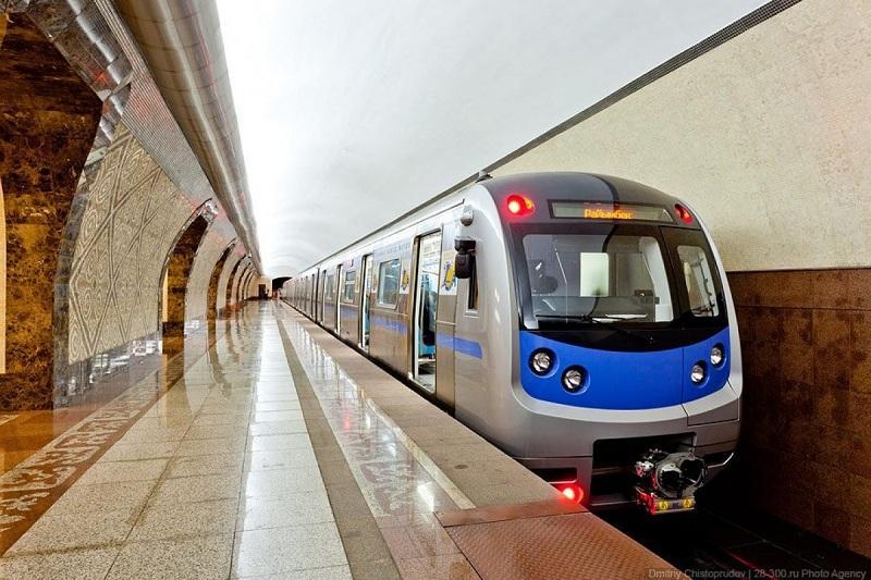 В Алматы временно не работает метро