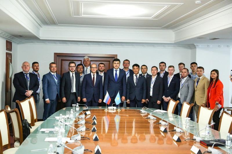 Нур-Султан и Удмуртия составят дорожную карту сотрудничества