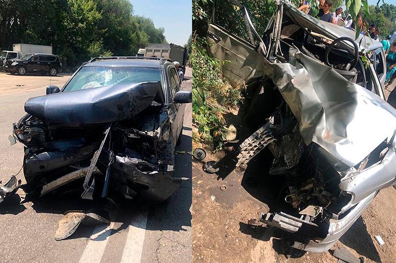 Алматы облысында жол апатынан 3 адам мерт болды