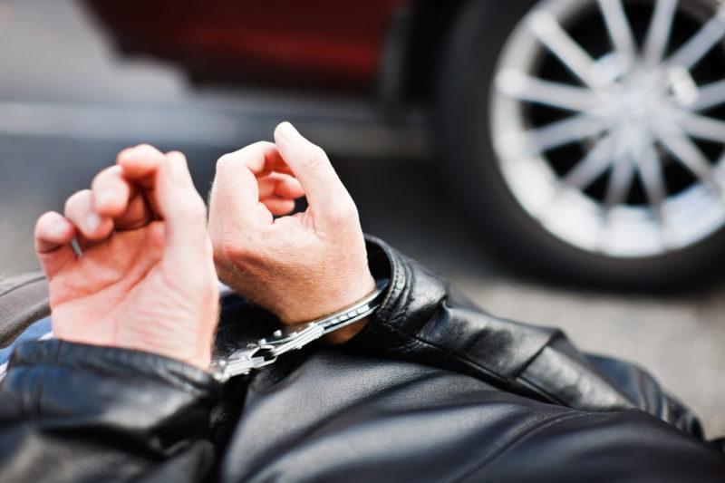 Угнанную в Нур-Султане автомашину задержали в Акмолинской области