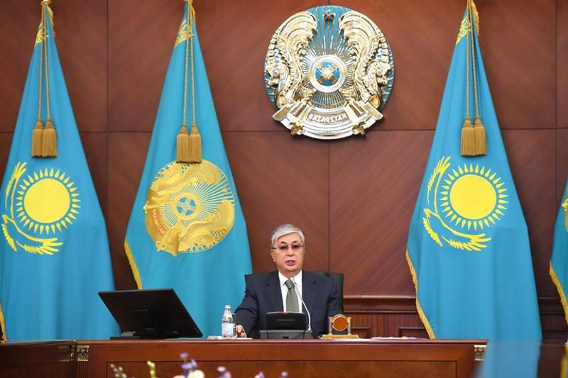 ҚР Президенті Қасым-Жомарт Тоқаев Үкіметтің кеңейтілген отырысын өткізді
