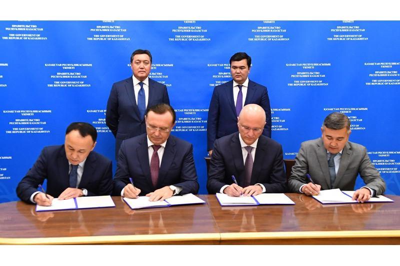 Заводы по производству спецтехники, мостов и чугунного литья планируется создать в Казахстане