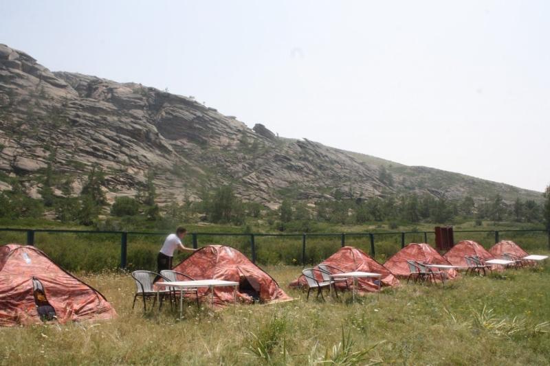 Летний лагерь для юных туристов открылся в Карагандинской области