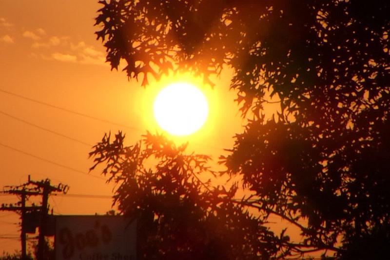 О сильной жаре предупреждают синоптики кызылординцев