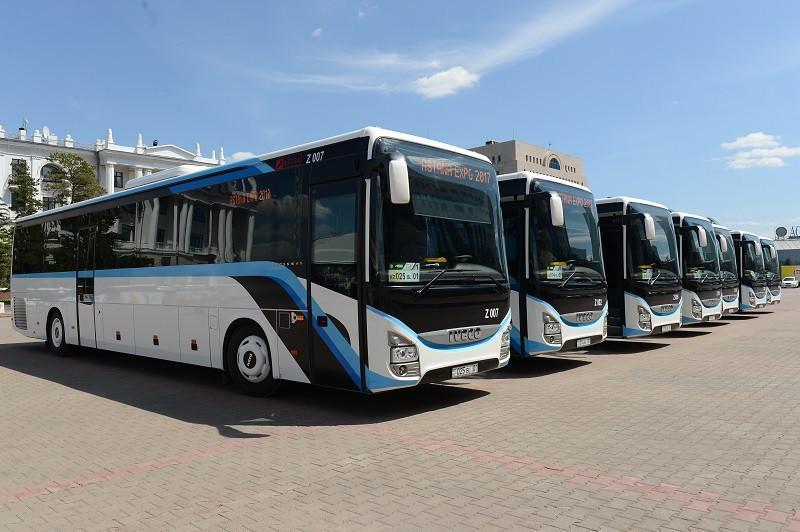 Астана LRT 13 автобус бағдарының өзгеретінін ескертті