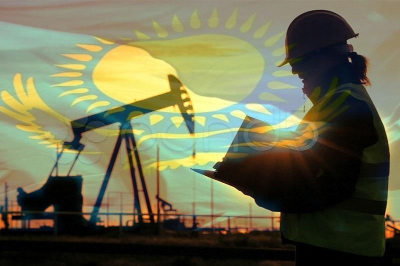 37,9 млн тонн нефти добыто в Казахстане в I полугодии