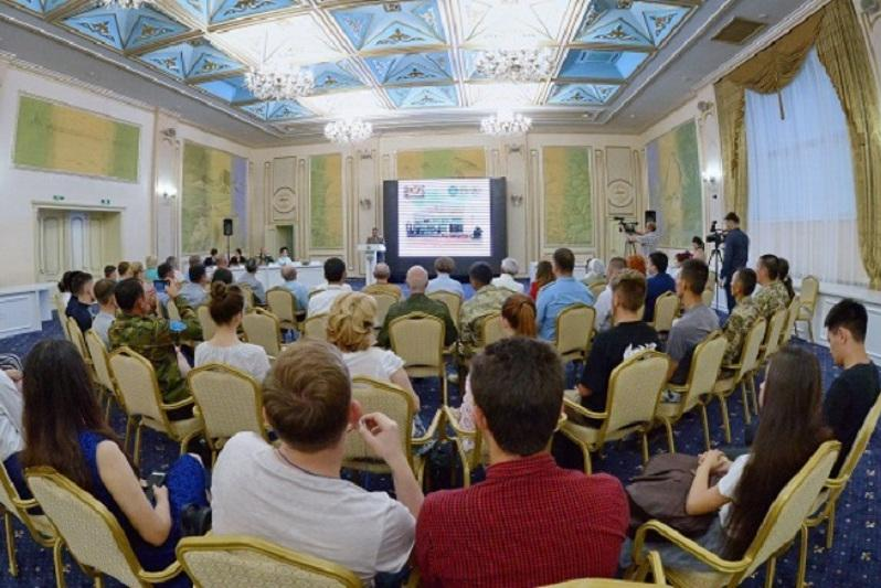 Военно-патриотический клуб для молодёжи открыли в Павлодаре
