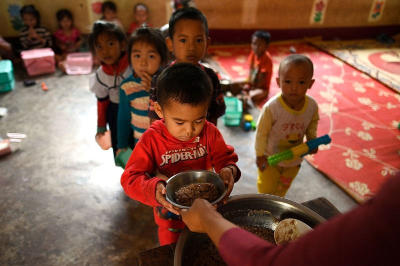 Over 820 million people suffering from hunger; new UN report reveals