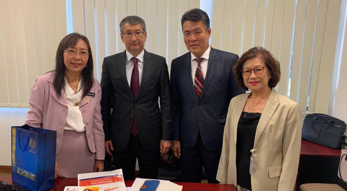 伊斯兰食品安全组织代表团访问马来西亚
