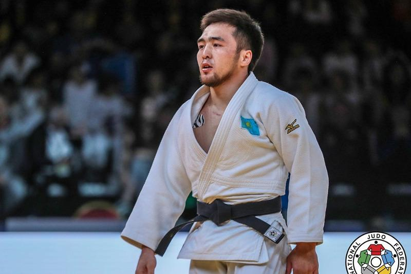 Kazakhstan's Yeldos Smetov hits IJF top 5 rankings