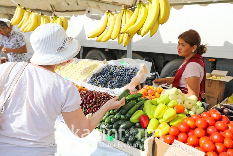 Повышение цены на овощи и фрукты объяснили в СКО