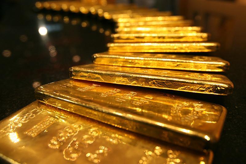 Производство золота в Казахстане в I полугодии увеличилось на 5,8%